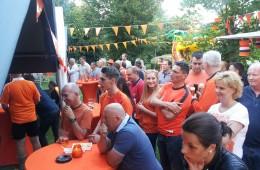 Foto-album Oranje-party, 13 en 14 juni 2014