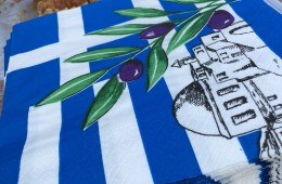Foto-album Grieks zomerfeest, 9 juni 2018